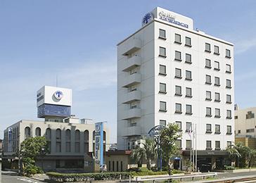 ホテル青雲荘外観
